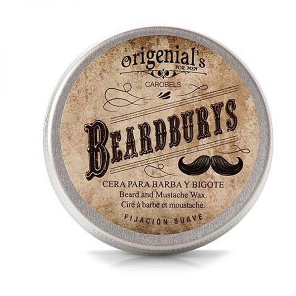 Cera para barba y bigote de la marca Beardburys 8431332125062