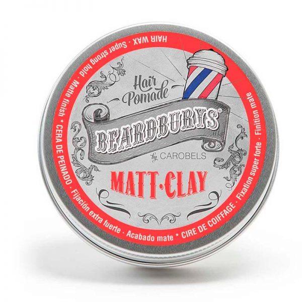 Cera para el pelo Mattclay de la marca Beardburys 8431332125208
