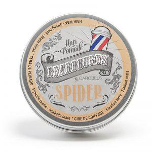 Cera para el pelo spider de la marca Beardburys 8431332125185