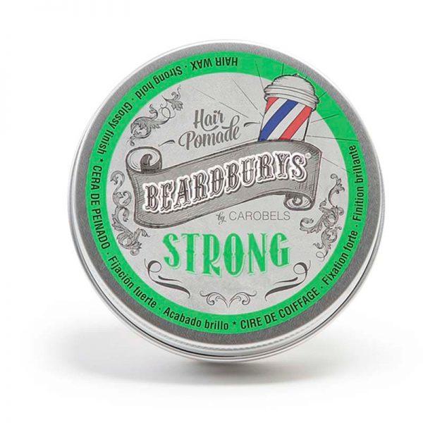 Cera para el pelo strong de la marca Beardburys 8431332125116
