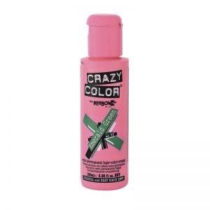Tinte Crazy Color n53 Esmerald Green 5035832010533