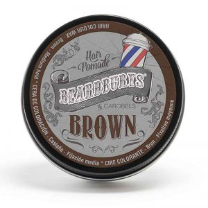 Cera de color castañode la marca Beardburys